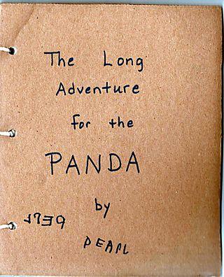 Pearl book 708 panda 001