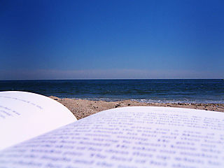 Beach book naxos axur via flickr