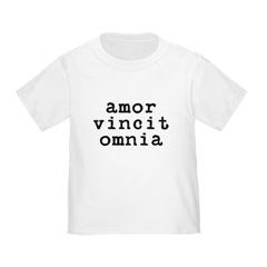 Amor tee shirt LD
