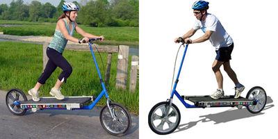Treadmill bike design boom