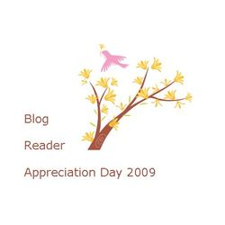 Blog Reader App Day 2009 bird icon