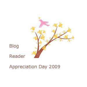 Blog Reader App Day 2009 bird icon