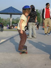 Babes on board skate 309 009