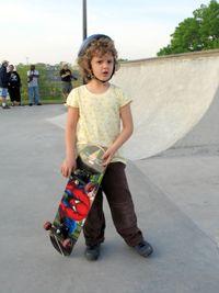 Babes on board skate 309 005