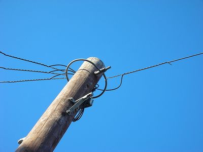 The telegraph by tom harle via flickr