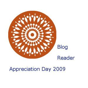 Blog Reader App Day 2009 abstract icon