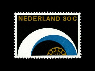 The Art of the Postage Stamp: Ian Follett
