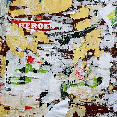 Lost heroes by Dalibor Levíček