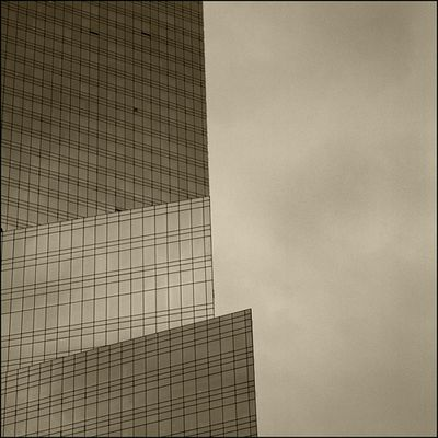 Columbus circle abstract by T. Scott Carlisle on flickr