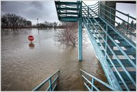 Fargo flood 2009 by glness via flickr