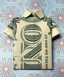 Origami_dollar
